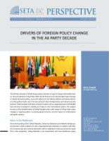 Drivers of Foreign Policy Change in the AK Party Decade