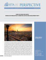SETA_DC_Perspective_Perekli_Moroccan FP_Under_PJD
