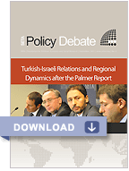 Turkish-Israeli Relations and Regional Dynamics after the Palmer Report