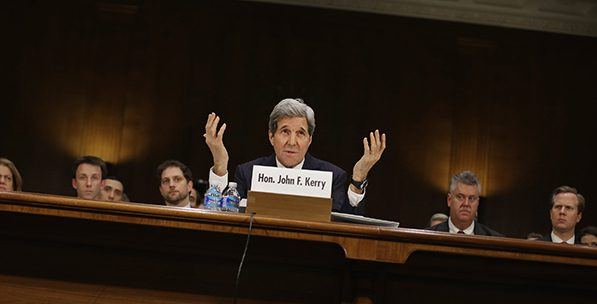 Does Secretary Kerry's Statement on Syria Signal a Change in US Policy?