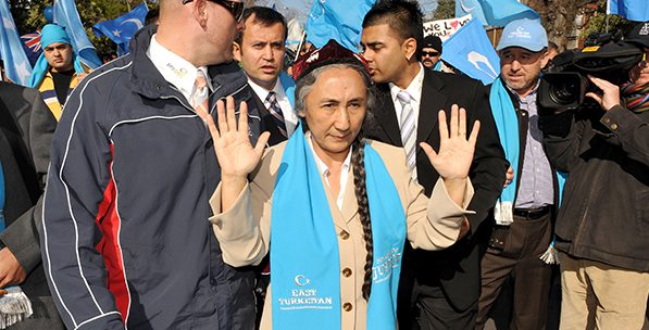 Uighurs As the Invisible Victims of the International System