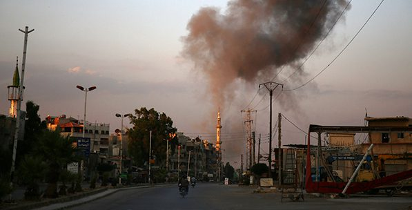 The Attacks in Kobani and The Fight Against ISIS
