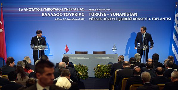 The Future of Turkish-Greek Relations