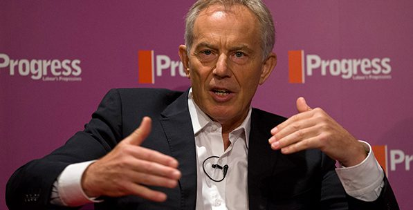 Tony Blair and Debates about the Iraq War