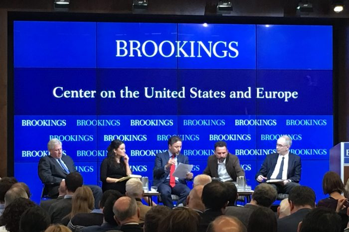 Kadir Ustun joins Brookings Institute Panel on Turkish Elections