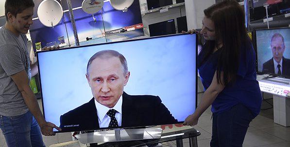 Russian Propaganda Offensive Hurts Russia