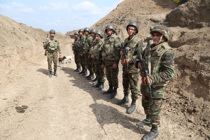 The Nagorno-Karabakh Flare Up: Back to Frozen Conflict Status?