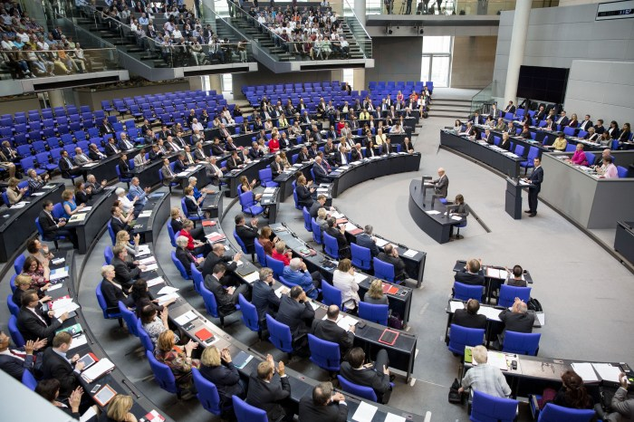 Is Germany's Armenian Resolution a Spoiler for the EU-Turkey Refugee Agreement?