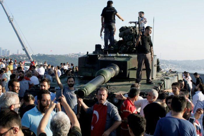 Gülenist Coup Failed, Democracy Won