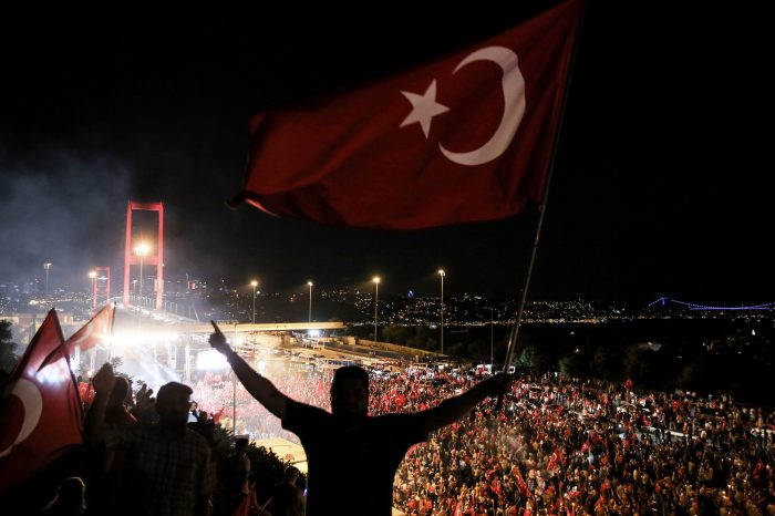 The Failed Coup and a Democratic Future in Turkey
