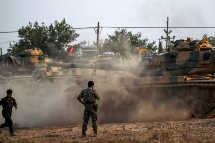 YPG Threat May Be Closer Than It Appears