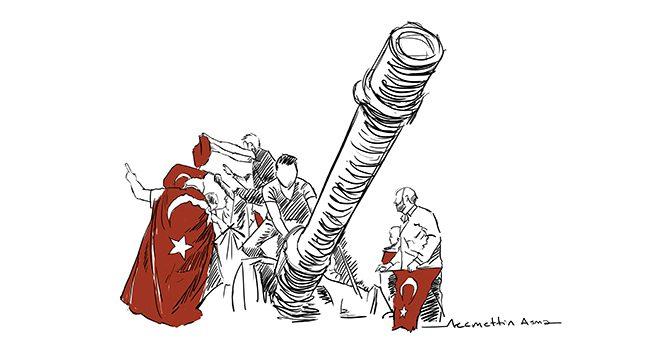 Yenikapı spirit: The new political trend