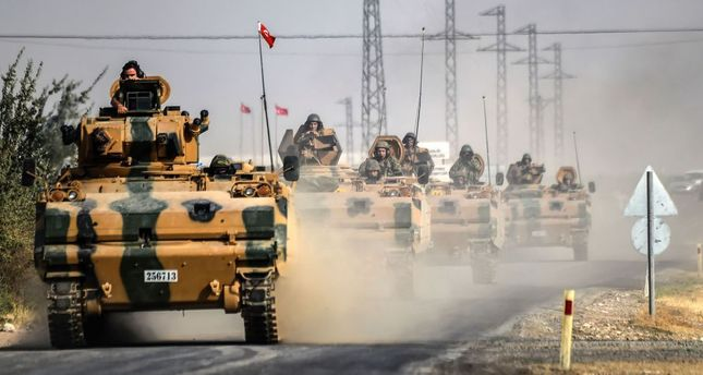 Turkey's struggle with DAESH: New opportunities