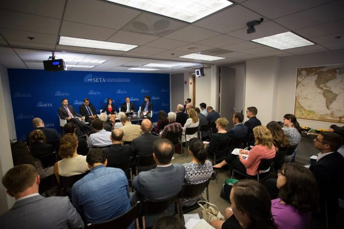 SETA D.C. Hosts Panel on Turkey's Jarablus Offensive
