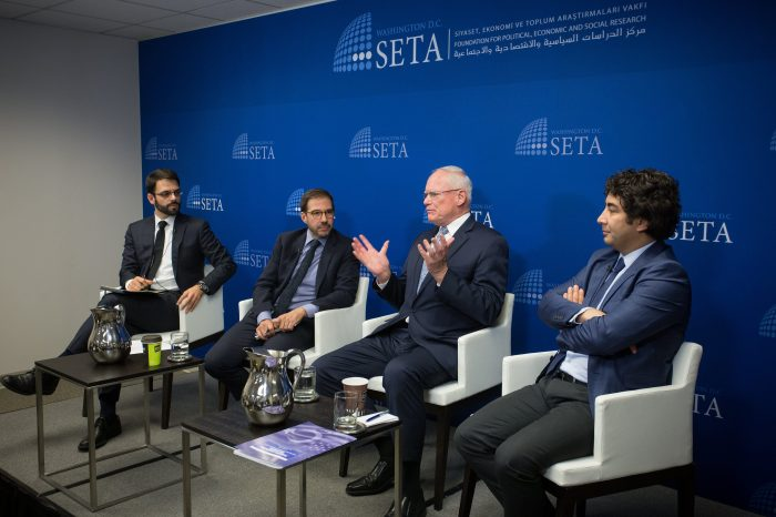 SETA D.C. Hosts Panel on U.S.-Turkey Relations under the Trump Administration