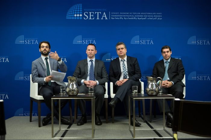 SETA D.C. Hosts Conference on Turkey and the Middle East under the Trump Administration