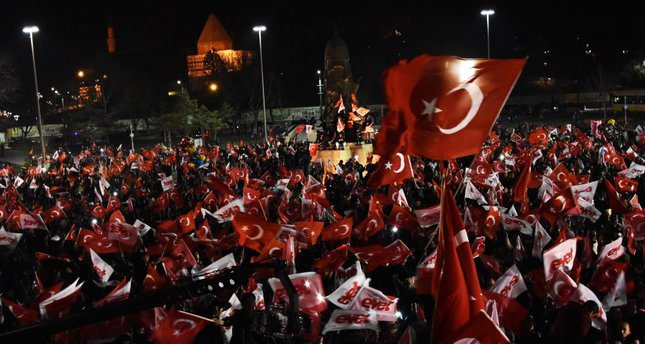Turkey's referendum a reaction against the coup tradition