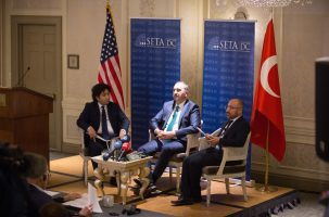 SETA D.C. Hosts Panel on Turkey's Presidential System Referendum