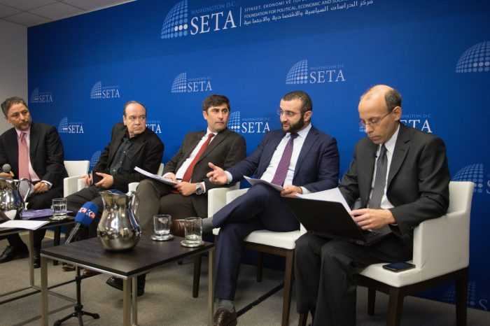 SETA D.C. Hosts Panel on The U.S.-Russia-Turkey Triangle on Syria