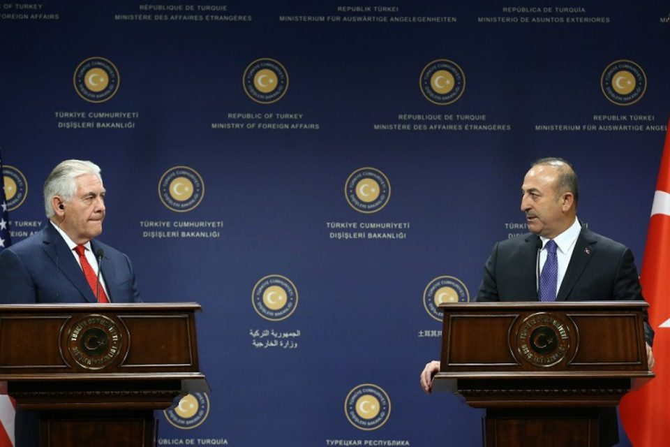 US and Turkey: The 'Difficult Choices' in Syria