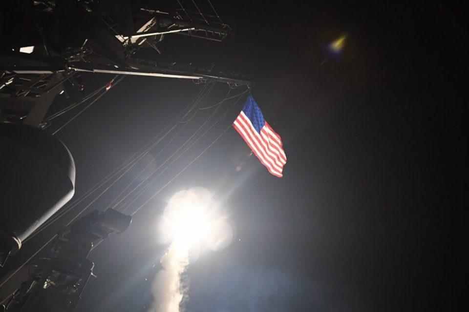 US attack signals bigger than 'limited' intervention