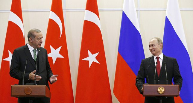 What is the message from Erdoğan-Putin meeting?