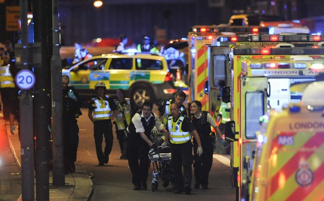 Lack of cooperation against global terror responsible for London attack