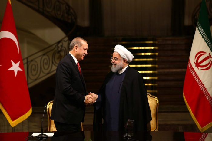 Cooperation with Russia and Iran: Is Turkey joining the Eurasian axis?