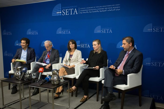 "Panel at SETA DC on ""The KRG Independence Referendum"""