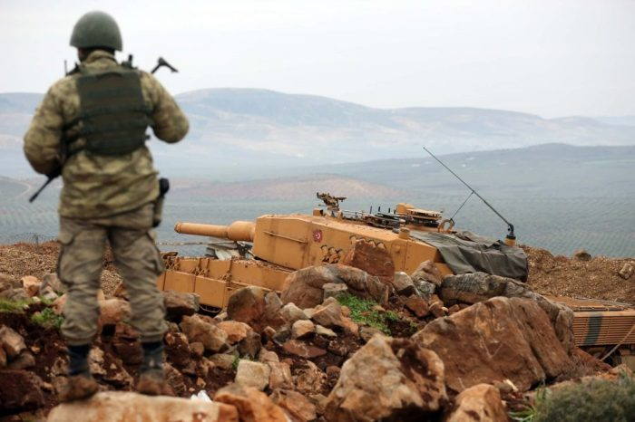 Operation Olive Branch crucial for new Syrian equation