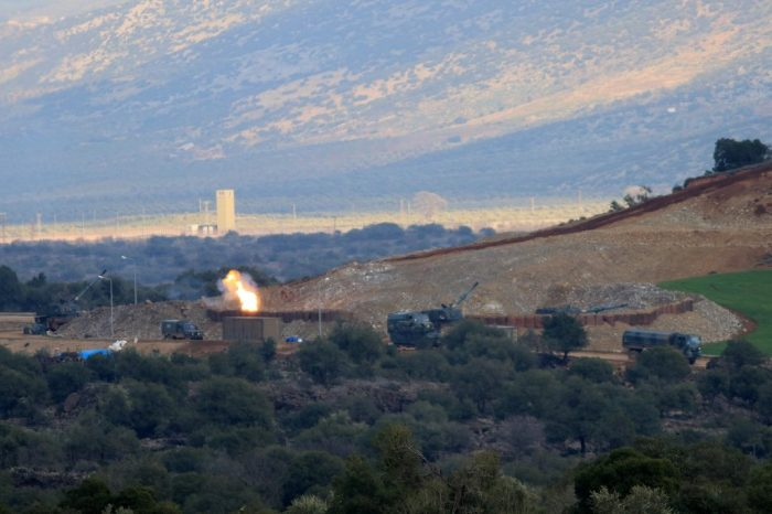 US ignores NATO ally's redline in northern Syria