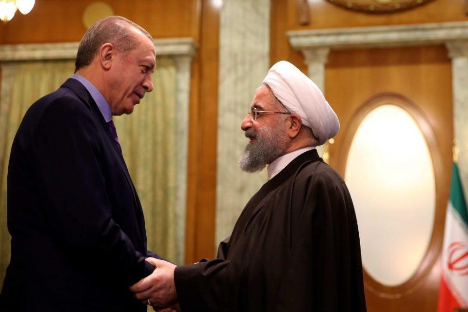 Unlike US, Iran could assist Turkey's war on terror