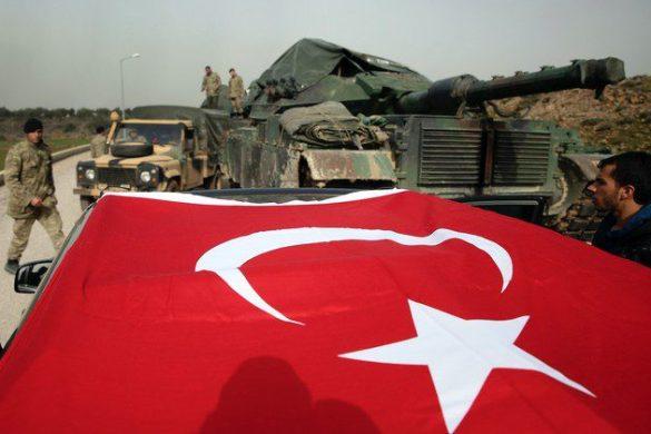 Turkey won't just live with PKK, YPG threat