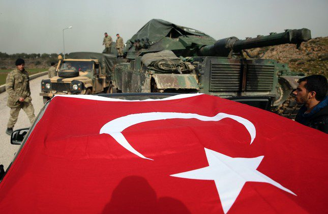 Turkey won't just live with PKK, YPG threat
