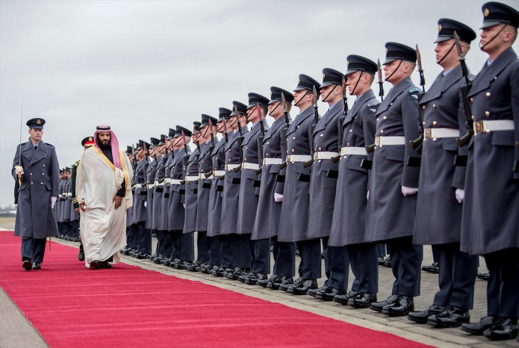 Saudi crown prince's moves and the tripartite Middle East