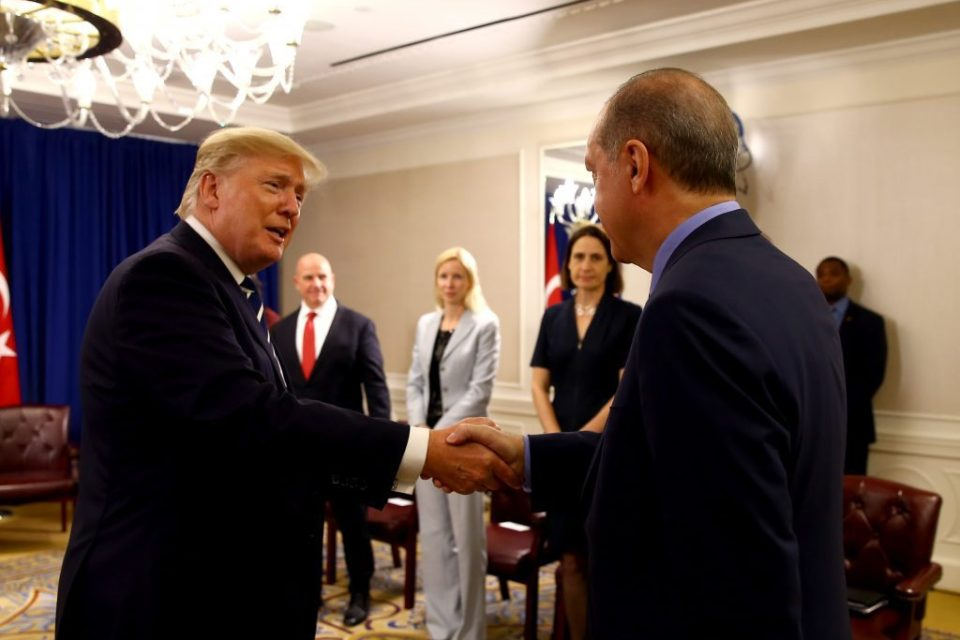 Continuity of partnership between Turkey and the US needs determination