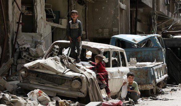 Thinking positively on the Syrian war