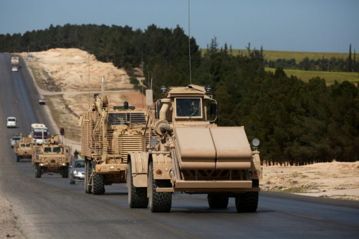 US withdrawal from Syria: One for all or all for one?