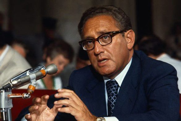 Kissinger's Message to Trump