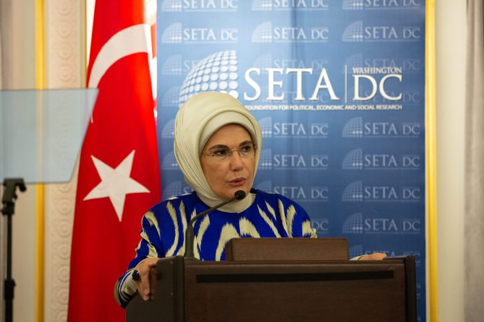 Turkey's Role in Humanitarian Challenges of Our Time