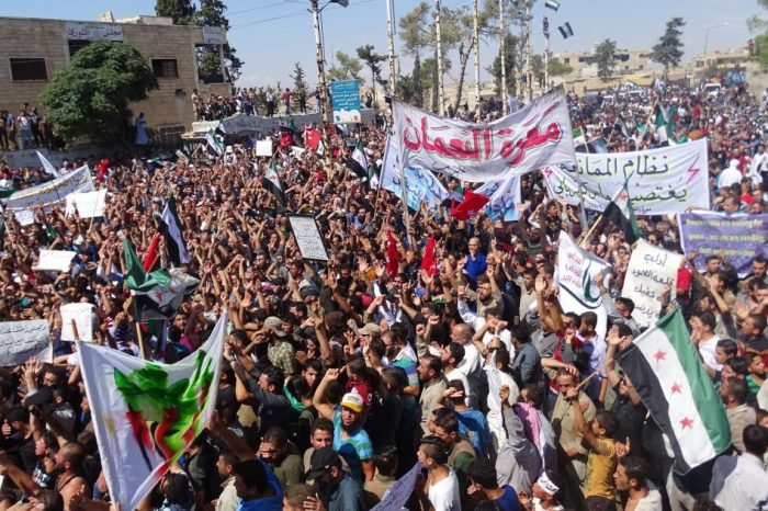 The fate of Syria depends on Idlib