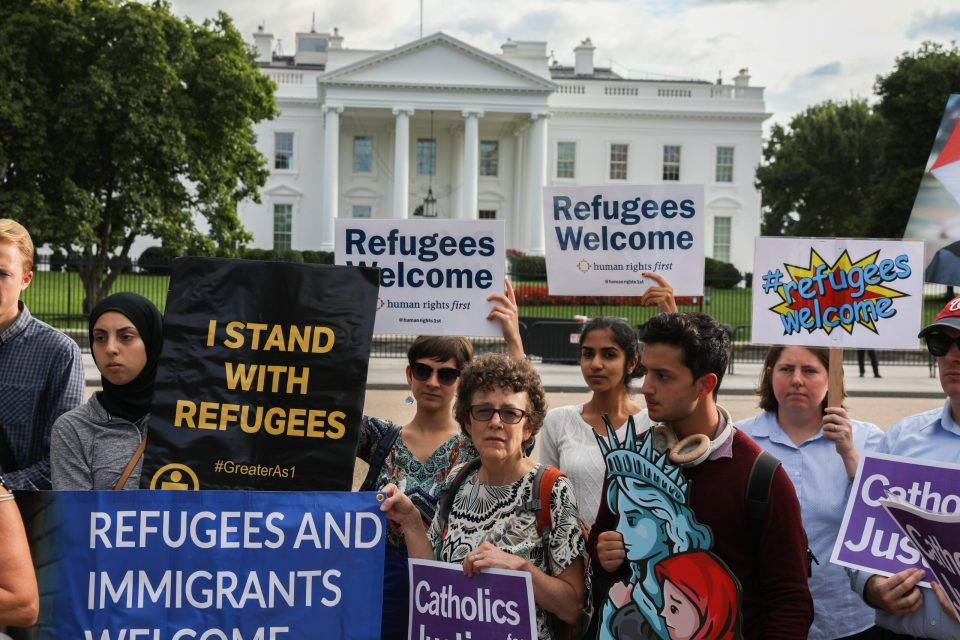 U.S. Loses in Decision to Oppose Global Compact on Refugees