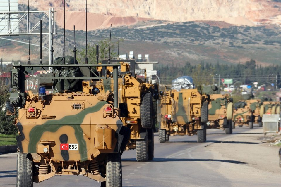 The U.S. Must Make a Choice in Syria