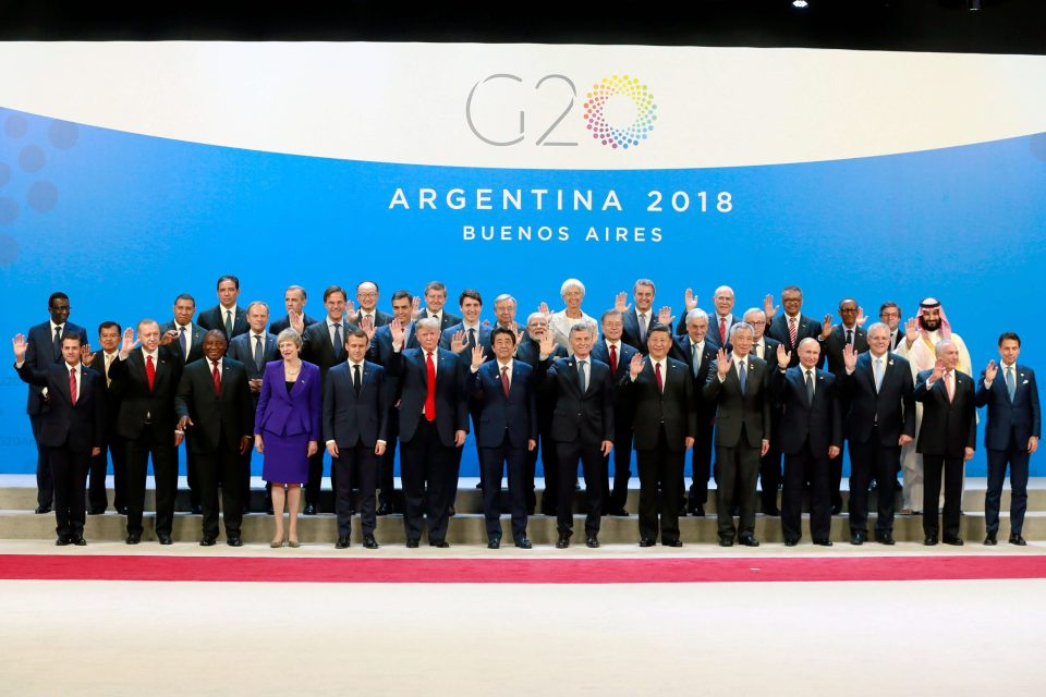 The G20 Summit: A Lack of Leadership and Purpose