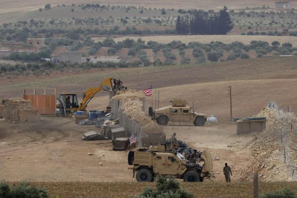 Is the US Going to Withdraw from Syria or Not?