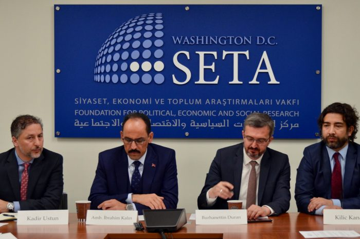 Event Summary: A Roundtable on Current Challenges in US-Turkey Relations