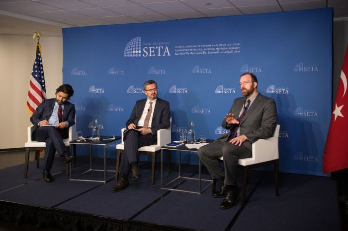 Event Summary: Challenges to U.S.-Turkey Cooperation in Syria