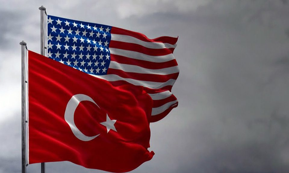 US approach sets tone of ties with Turkey
