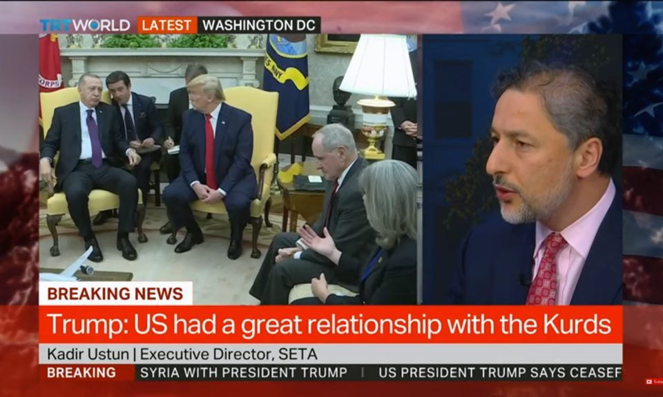 Erdogan-Trump summit - Interview with TRT World