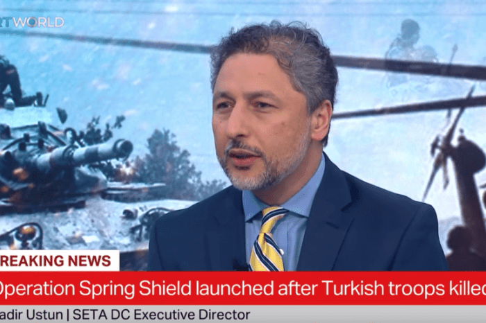 Operation Spring Shield: Interview With TRT World
